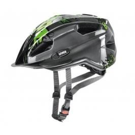 Helma Uvex Quatro Junior, anthracite-green
