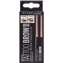 MAYBELLINE NEW YORK Tattoo Brow Gel Tint 03 Dark Brown 4,6 g