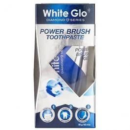 WHITE GLO Power Brush Toothpaste 65 ml