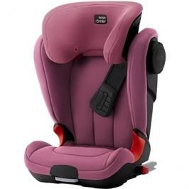 Britax Römer Kidfix XP SICT -  Black - Wine  Rose, 2018